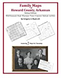 Family Maps of Howard County, Arkansas