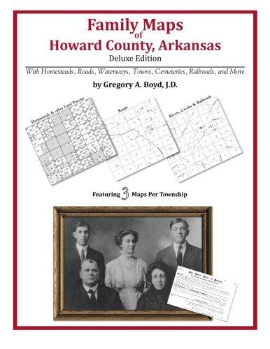 Family Maps of Howard County, Arkansas pdf