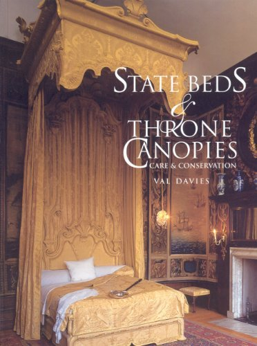 [State Beds and Throne Canopies by Val Davies (2007-02-06)] (2007 Canopy Bed)