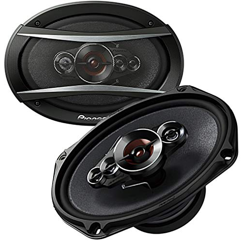 Power Speakers Series Pro - Pioneer TS-A6996S 6