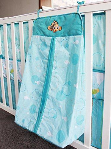 M2cbridge Baby Nursery Nappy stacker Nappy Organiser Storage Hanger (Nemo)
