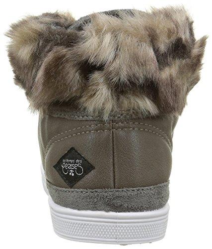 Le Temps des CerisesBasic 03 - Zapatillas Altas Mujer Gris - Gris (Fur Grey)