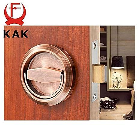 Amazon.com: Cerraduras de puerta ocultas de acero inoxidable ...