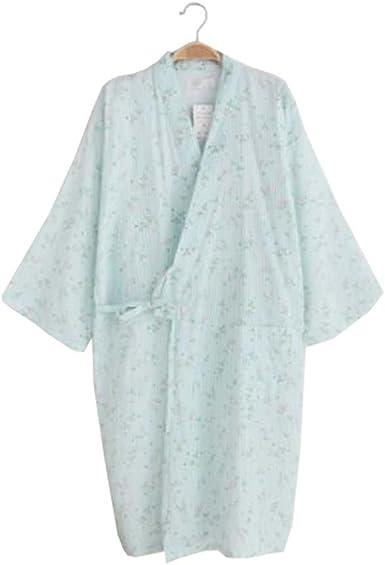 Black Temptation Robe De Chambre Peignoir En Coton Leger Pour Femme Kimono Robe 100 Coton A Amazon Fr Vetements Et Accessoires