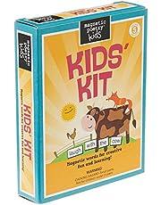 Magnetic Poetry MP3010 : Kid's Kit Orange