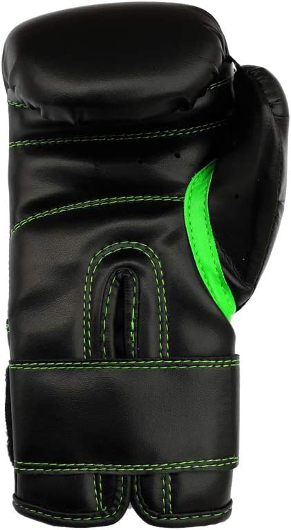 6oz Junior Boxing Gloves for Training /& Muay Thai Mitts Children MMA PU Leather Sparring Boxing Gloves for Youth Boys /& Girls Boxing Gloves Core Kids Boxing Gloves 4oz