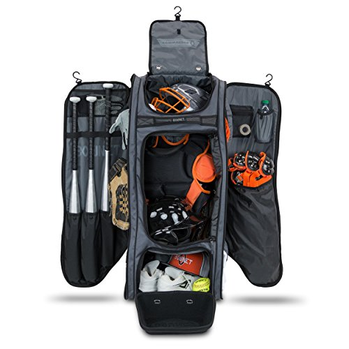 - Bownet Commander Bag, Black, 38