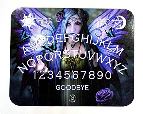 Fantasy Gifts Anne Stokes Mystic Aura Fairy Spirit Ouija Board with Planchette Paranormal New by Fantasy Gifts