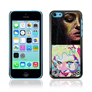 Hard Case or Cover for iPhone 5C POP Art Photo phonease for iphone cover for iphone for girls