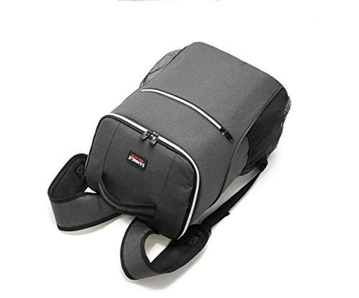 Rouge Marbeine Sac /à Dos Isotherme 20L Glaci/ère Sac de Repas Lunch Bag pour Travail Ecole Pique-Nique