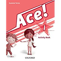 Ace! 1. Activity Book - 9780194006873