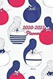 2020-2021 Meow Planner: 2-Year Monthly Planner 6x9 Inches Pocket Size |  Agenda Planner For 24 Months Calendar, Appointment Notebook | Schedule, ... List, Agenda | Get Organized. Get Focused.