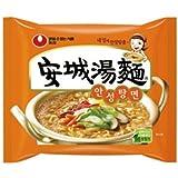 【BOX販売】農心 アンソン(安城)湯麺 125g X 40個入■韓国食品■冷麺/春雨/ラーメン■農心