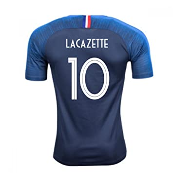 2018-2019 France Home Nike Football Soccer T-Shirt Camiseta ...