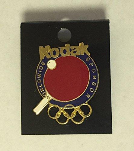 1996 Atlanta Olympics Kodak Table Tennis Pin ()