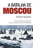 capa de A Batalha de Moscou