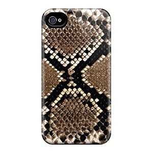 Cute High Quality Iphone 4/4s Snake Print Case