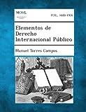 Elementos de Derecho Internacional Publico, Manuel Torres Campos, 1289355118