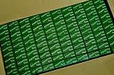Wrapped Absinthe Sugar, 100 Packets (200 sugar cubes)
