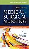 Clinical Companion to Medical-Surgical Nursing - E-Book (Lewis, Clinical Companion to Medical-Surgical Nursing