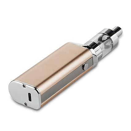 YESDA Cigarrillo Electrónico, 30W Función de Relleno a Tope Atomizer ...