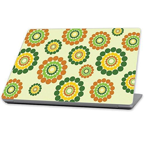 1着でも送料無料 MightySkins Protective Flowers) Durable and Unique Vinyl wrap Laptop cover Flowers Skin for Microsoft Surface Laptop (2017) 13.3 - Hippie Flowers Tan (MISURLAP-Hippie Flowers) [並行輸入品] B078995SYC, ナカジマチョウ:02e9f8d8 --- senas.4x4.lt