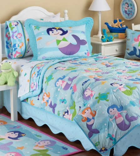 Olive Kids Mermaid Bedding Kids Matttroy