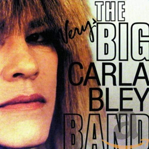 NEW New mail order before selling The Very Big Band Carla Bley
