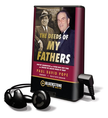 Download The Deeds of My Fathers (Playaway Adult Nonfiction) pdf