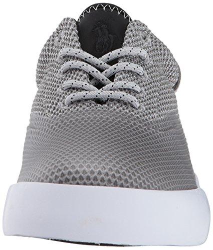 Polo Ralph Lauren Mens Vernon Sneaker Grigio