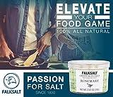 FALKSALT Rosemary Sea Salt Flakes – All