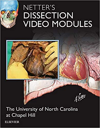 Netters Dissection Video Modules Retail Access Card Dissector