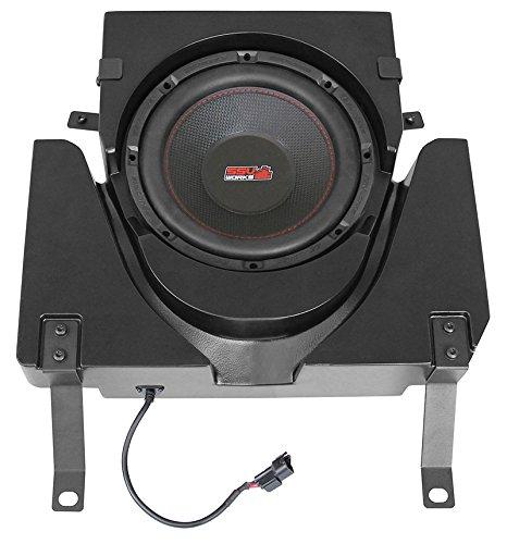 SSV Works X3-US10U Can-Am X3 Subwoofer Enclosure Unloaded