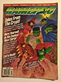 GamePro Magazine October 1990 Issue - Tales from the Crypt - A Creature Feature Starring: Castlevania III + Frankenstein + Beetlejuice + Drac's Night Out