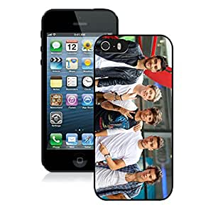 one direction Black iPhone 5S Screen Cover Case Durable and Attractive Design