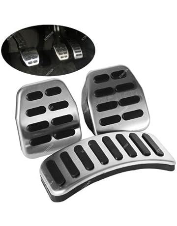 Ictronix Acero Inoxidable Juego de Pedales Pedales Pedal Tapas