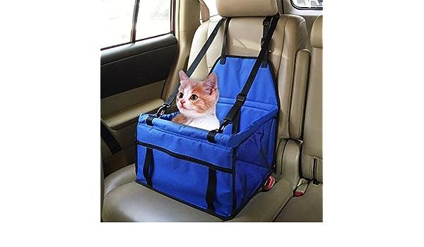 ... porte-voiture para perro para conjunto para gato/cinturón/asiento auxiliar de bolsa de equipaje porte-cage Fourre-tout para caseta de fácil Plier talla ...
