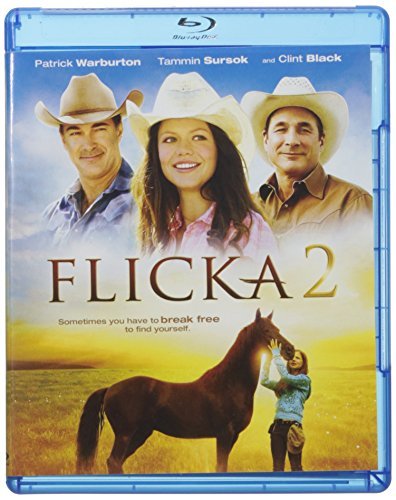 Flicka 2 Blu-ray