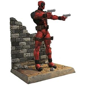 Diamond Select Toys Marvel Select: Deadpool Action Figure - 51gIST7bQuL - Diamond Select Toys Marvel Select: Deadpool Action Figure