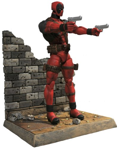 Diamond Toys Marvel Select: Deadpool Action Figure