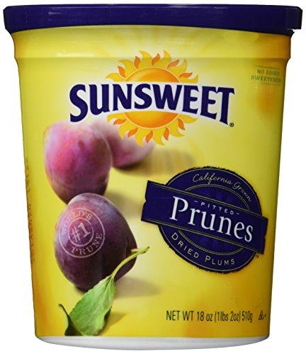 SUNSWEET Amazin Pitted Prunes, 16 oz