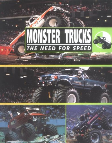 Monster Trucks (The Need for Speed) ebook