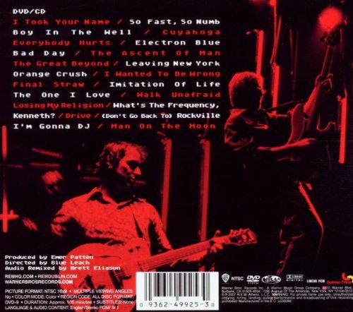 R.E.M. Live by Warner Bros
