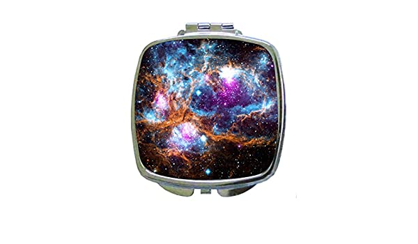 Culora Galaxy Skull Space Storm Lightweight Large Capacity Portable Luggage Bag
