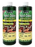 NaturVet - Yard Odor Killer Stool & Urine Deodorizer Refill - 16 oz. (2 Pack)
