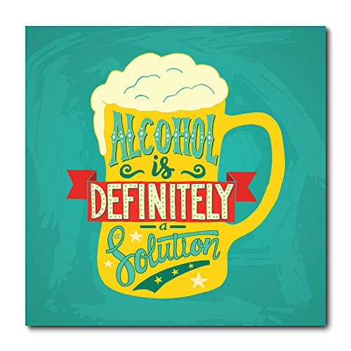 Placa Decorativa - Beer - Cerveja - 1874plmk