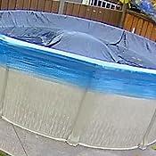 Amazon.com: El Pillow Pal accesorio para capa de piscina de ...