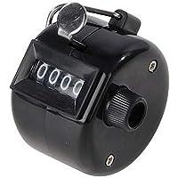 Silverline 100112 - Contador manual (4 dígitos)