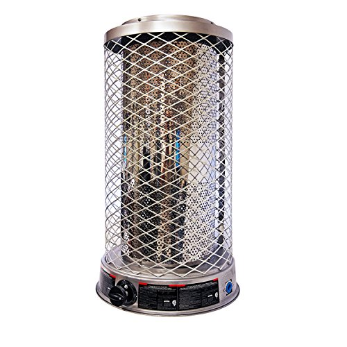 Dyna-Glo Delux 100K BTU Natural Gas Radiant Heater (Baseboard Gas Heaters compare prices)