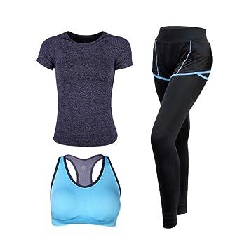 Lilongjiao Ropa de Yoga para Mujer, Traje de Correr, Ropa ...